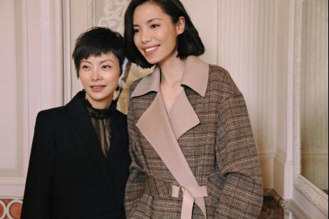 中国原创设计师品牌HUI登上米兰时装周官方日程发布2018秋冬系列静态展